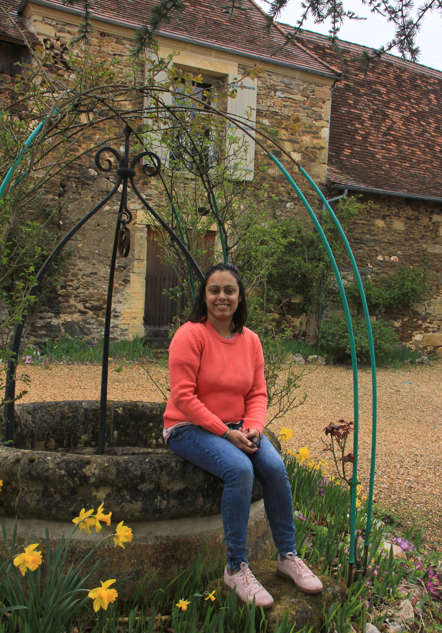 Dordogne was our first pitstop of Europe road trip.