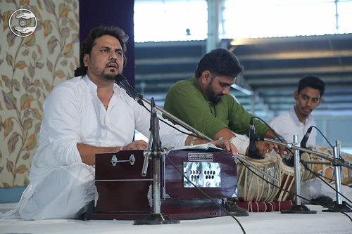 Devotional song by Maghar Ali from Bathinda, Punjab