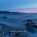 Seascape At Dusk by barachois50