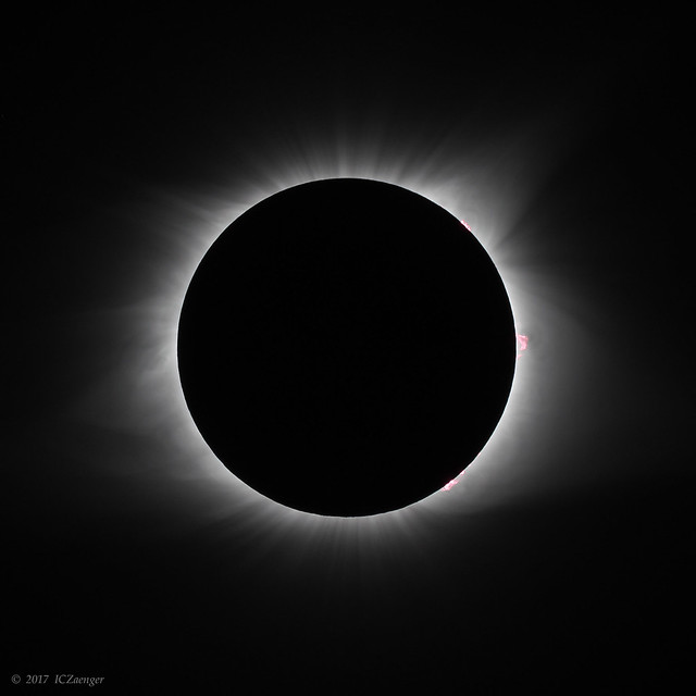 2017 August USA Total Eclipse KY qe single frame 02