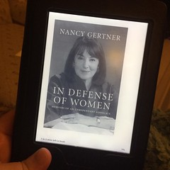 Because a) she's awesome (Susan Saxe, Clare Dalton, abortion rights groups, ACLU) and because I MET her, and interviewed her, thanks to an assignment from @caratuttlebell and an introduction from @grecopix. #bedtimereading, #heroesinskirts, #feministforev