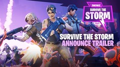 Fortnite Survive the Storm update delayed