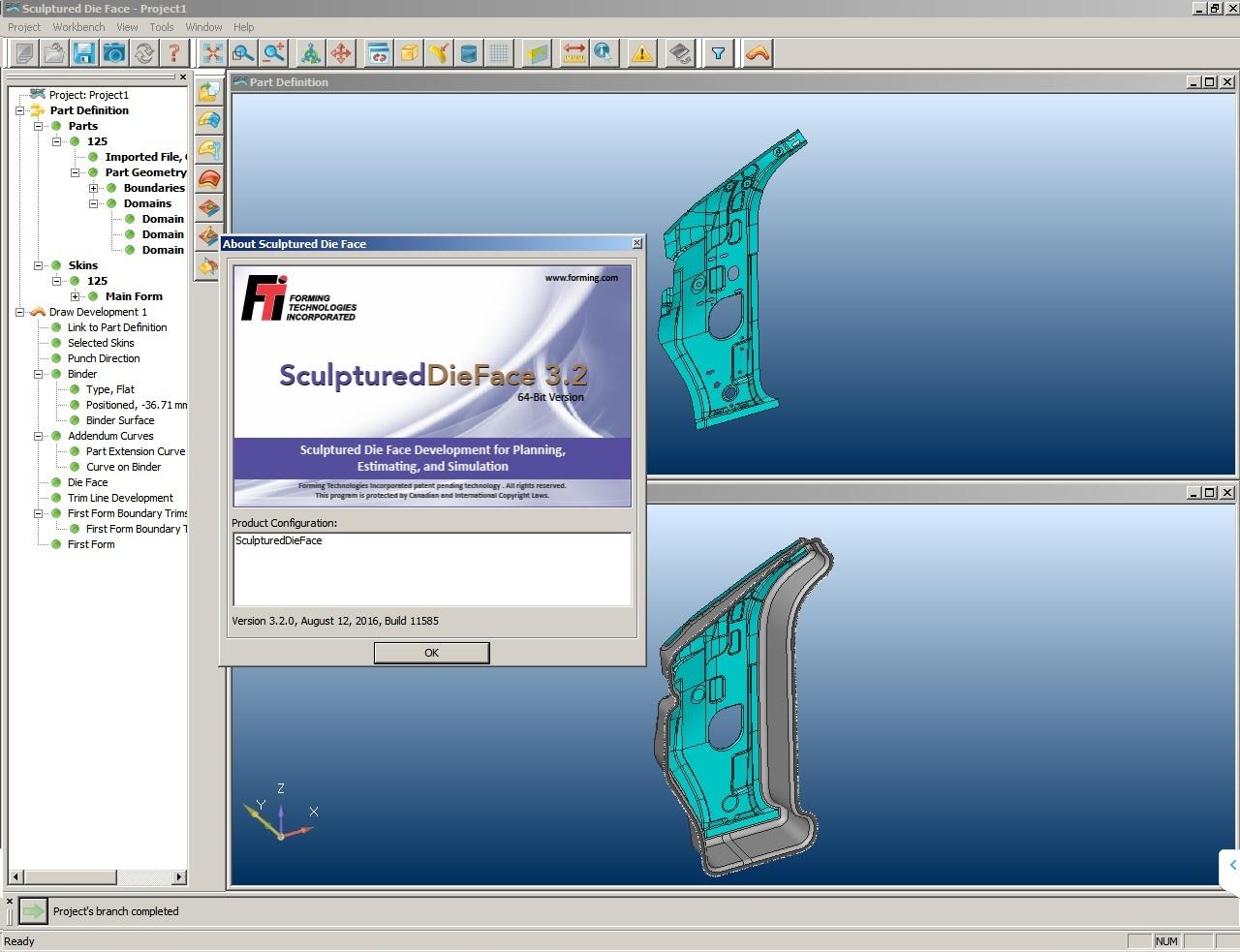download FTI Sculptured Die Face 3.2 Win64 full crack 100% working
