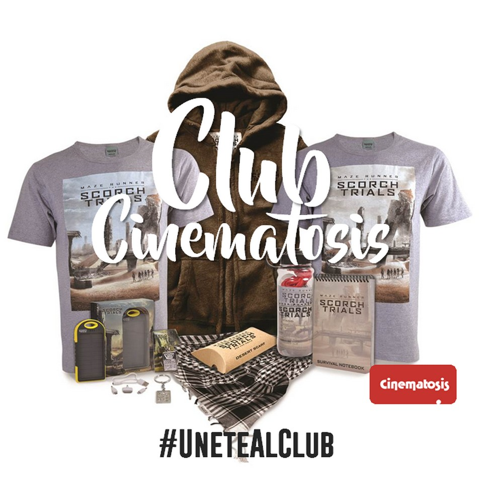 Cinematosis celebra sus 50 mil fans fundando el Club Cinematosis