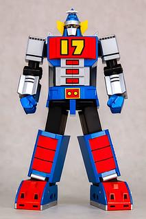 ART STORM 合金可動系列 「大鐵人17」!ダイキャストアクションフィギュア 大鉄人17