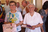 Sie waren Gründungsmitglieder der Frauenabteilung, 1977 die erste im Land