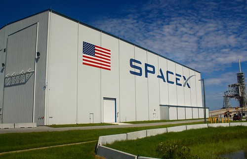 Spacex at NASA