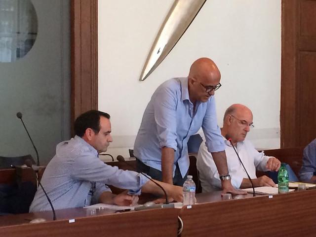 consiglio comunale opposizione