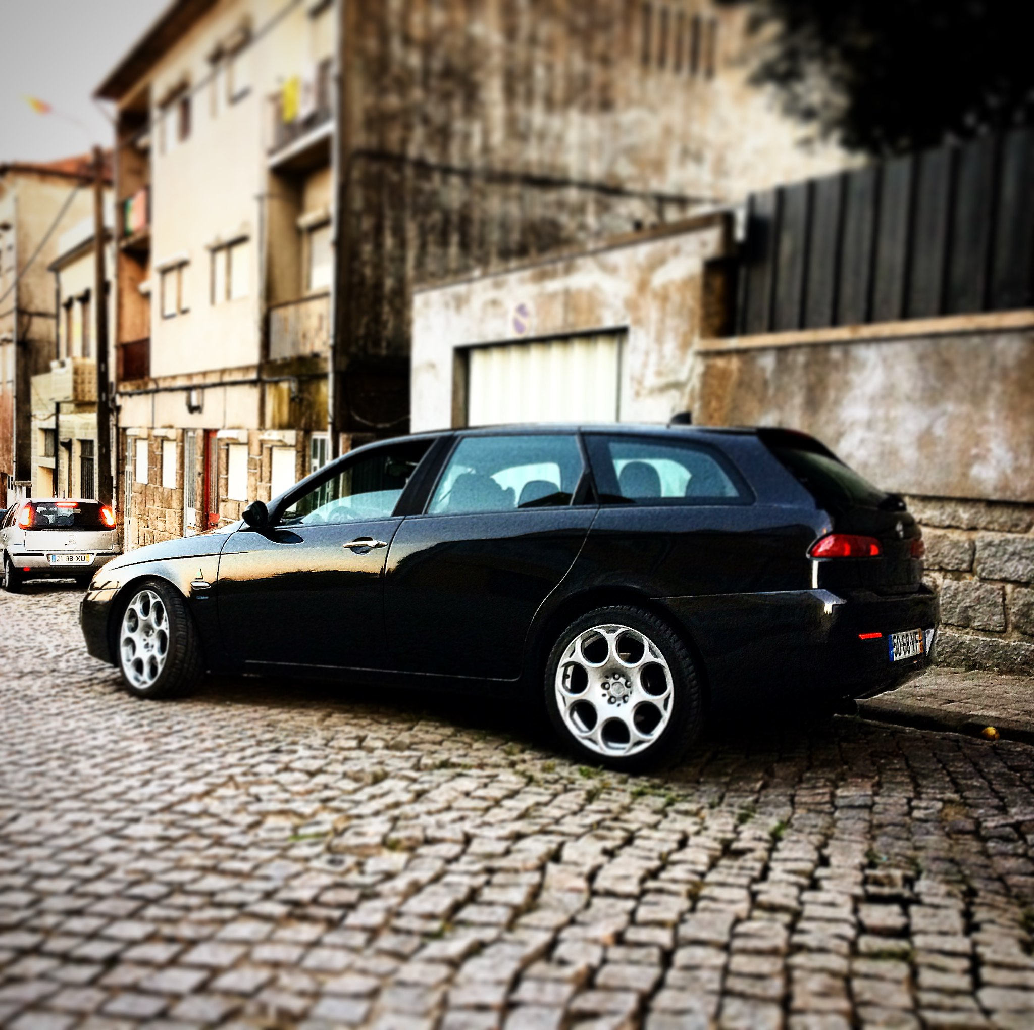 stance dubs view topic alfa romeo 156 sw. Black Bedroom Furniture Sets. Home Design Ideas