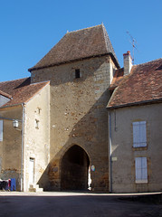 Sainte-Sévère-sur-Indre (Indre) - Photo of La Motte-Feuilly