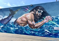 Another mural in San Clemente