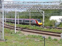 """Virgin Trains 390049 """"Virgin Express"""" 01072017a"""