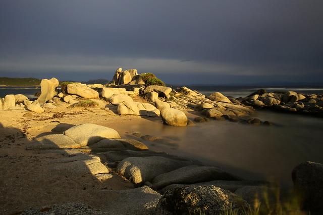Photo:Plage du soir / evening beach By dbrothier