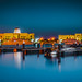 Harbour Night by Freeman Shutterup