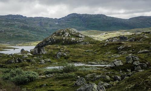 Mountain area
