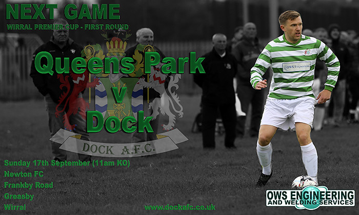 Dock AFC v Queens Park 19th February 2017