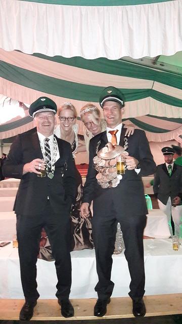 Schützenfest Sonntagnachmittag 2017