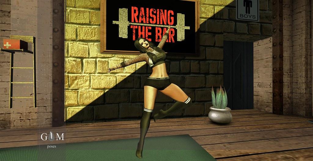 gymnastic MP - SecondLifeHub.com