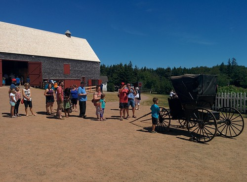 Around the farm (4) #pei #princeedwardisland #cavendish #greengables #greengableshouse