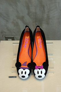super cute Disney Halloween shoes