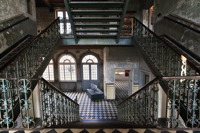 former mental hospital