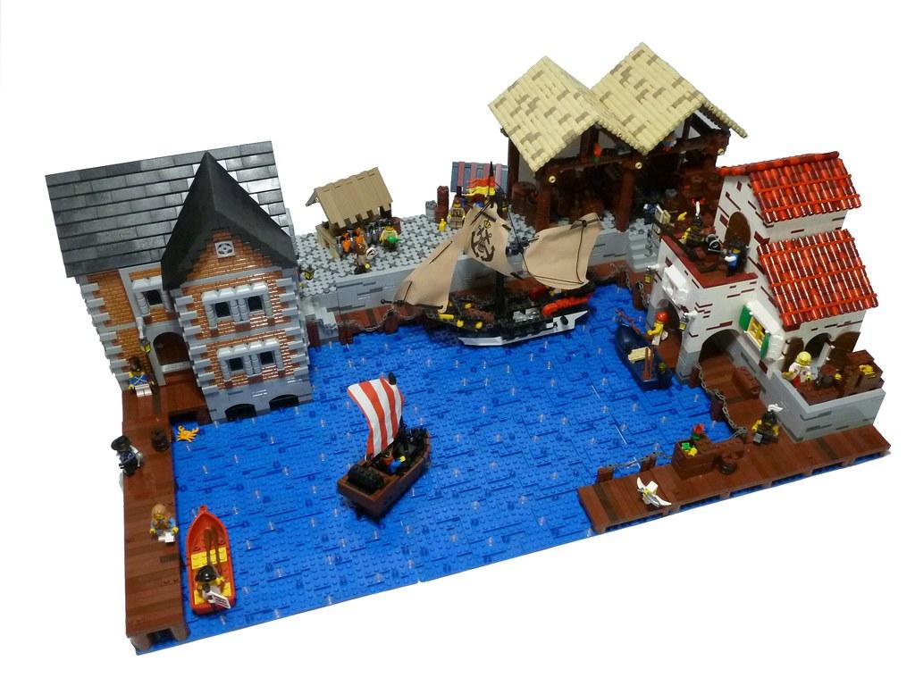 Full Wharf