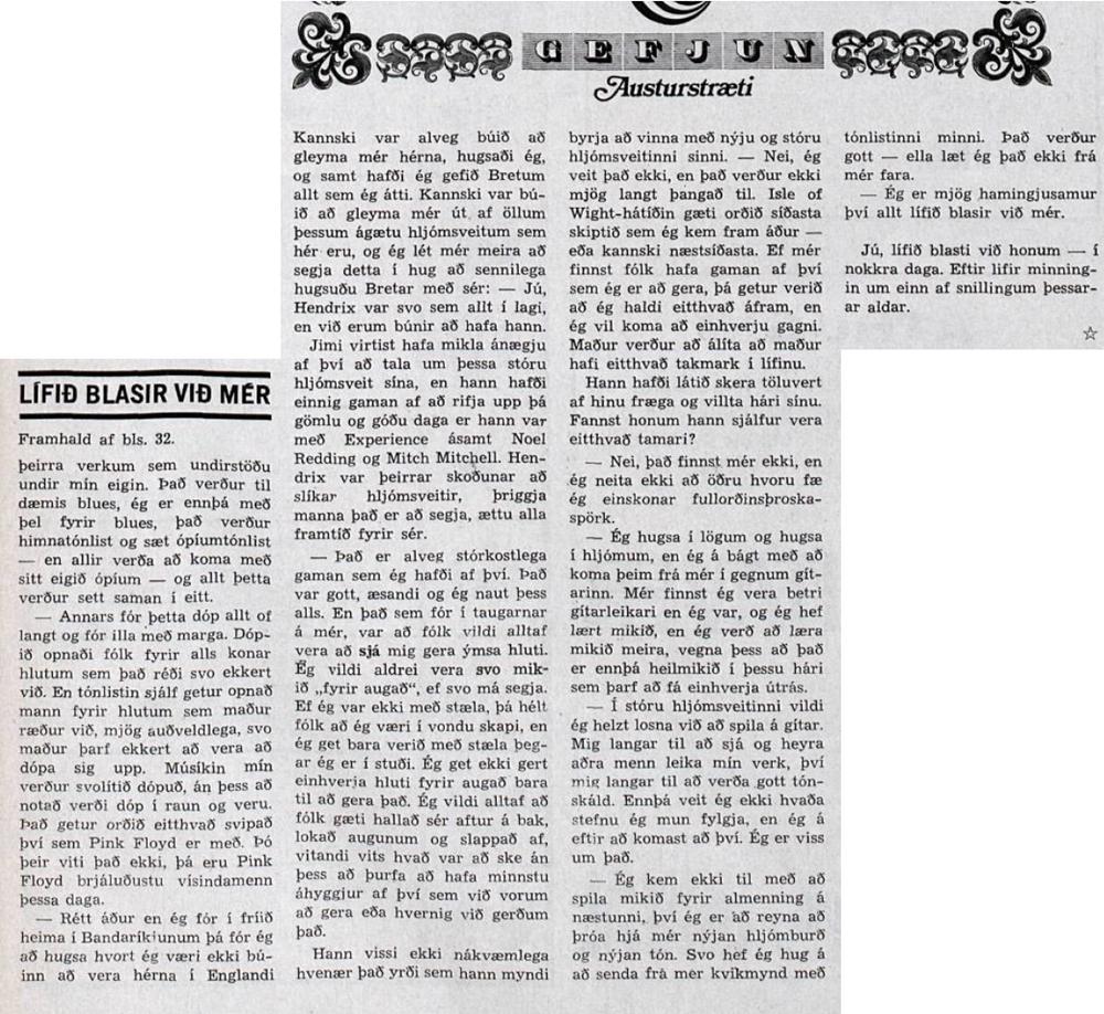 VIKAN (ICELAND) OCTOBER 22, 1970  2