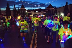 Light Up the Corners - Glow Run
