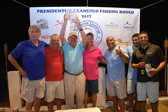 2017 FLAMINGO FISHING RODEO