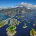 Hundred Islands by Fabian Fortmann