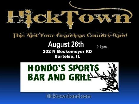 HickTown 8-26-17