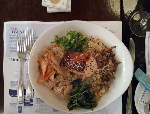 Numis Nova 2017-09 Wayne;s salmon bowl