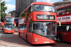 AL LT741 @ London Waterloo bus station