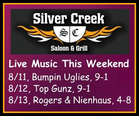 Silver Creek Poster 8-11-17