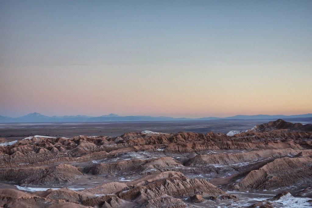 San Pedro Atacama - Valle de la Luna - Piedra del Coyote 7