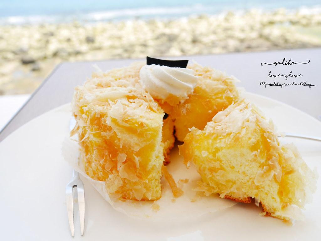 新北金山北海岸海景餐廳推薦洋荳子海邊咖啡館 (36)
