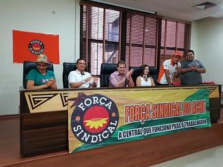 Encontro no Acre discute reformas do governo