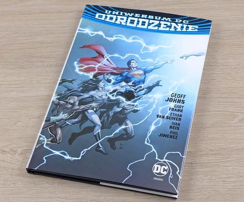 Uniwersum DC Odrodzenie 01
