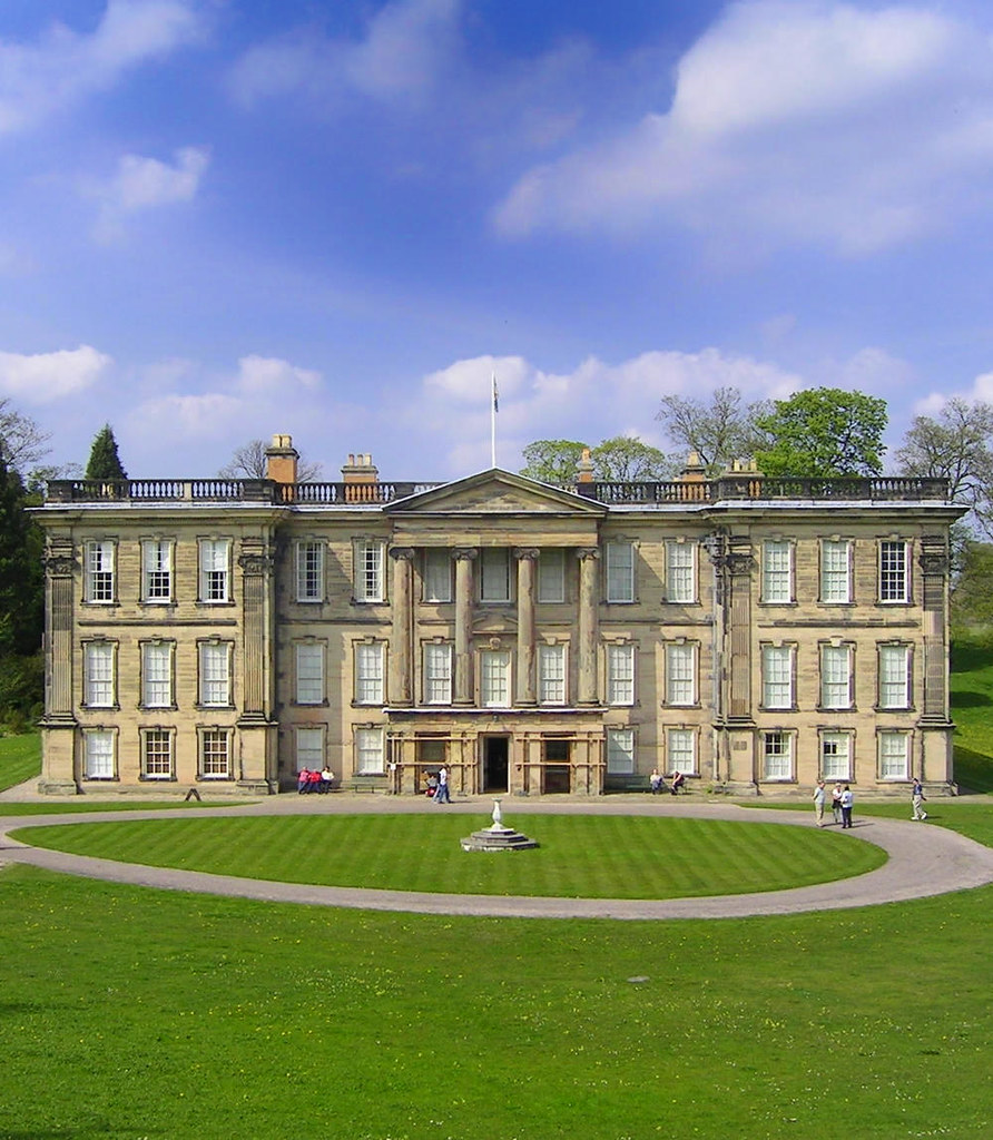 Calke Abbey, Derbyshire. Credit PJMarriott