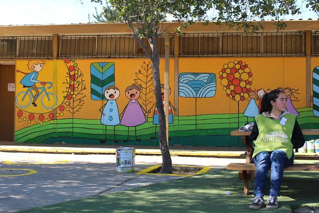 Escuela Domingo Ortiz de Rozas I Casablanca I Tres Montes