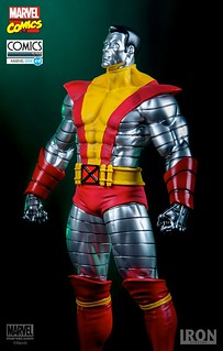 超Peace 的變種人!!Iron Studios X 戰警【鋼人】Colossus 1/10 比例全身雕像作品