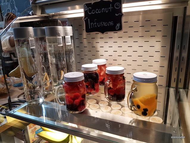 Coconut Infusions