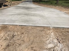 Parking Pad . Lakewood Concrete Const, Inc. 727-863-4457. 352-345-3609.