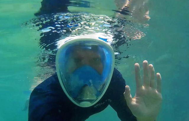 snorkel-wave