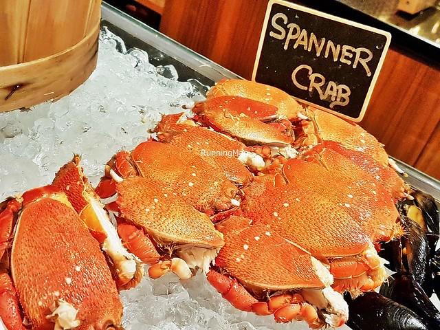Fresh Spanner Crabs