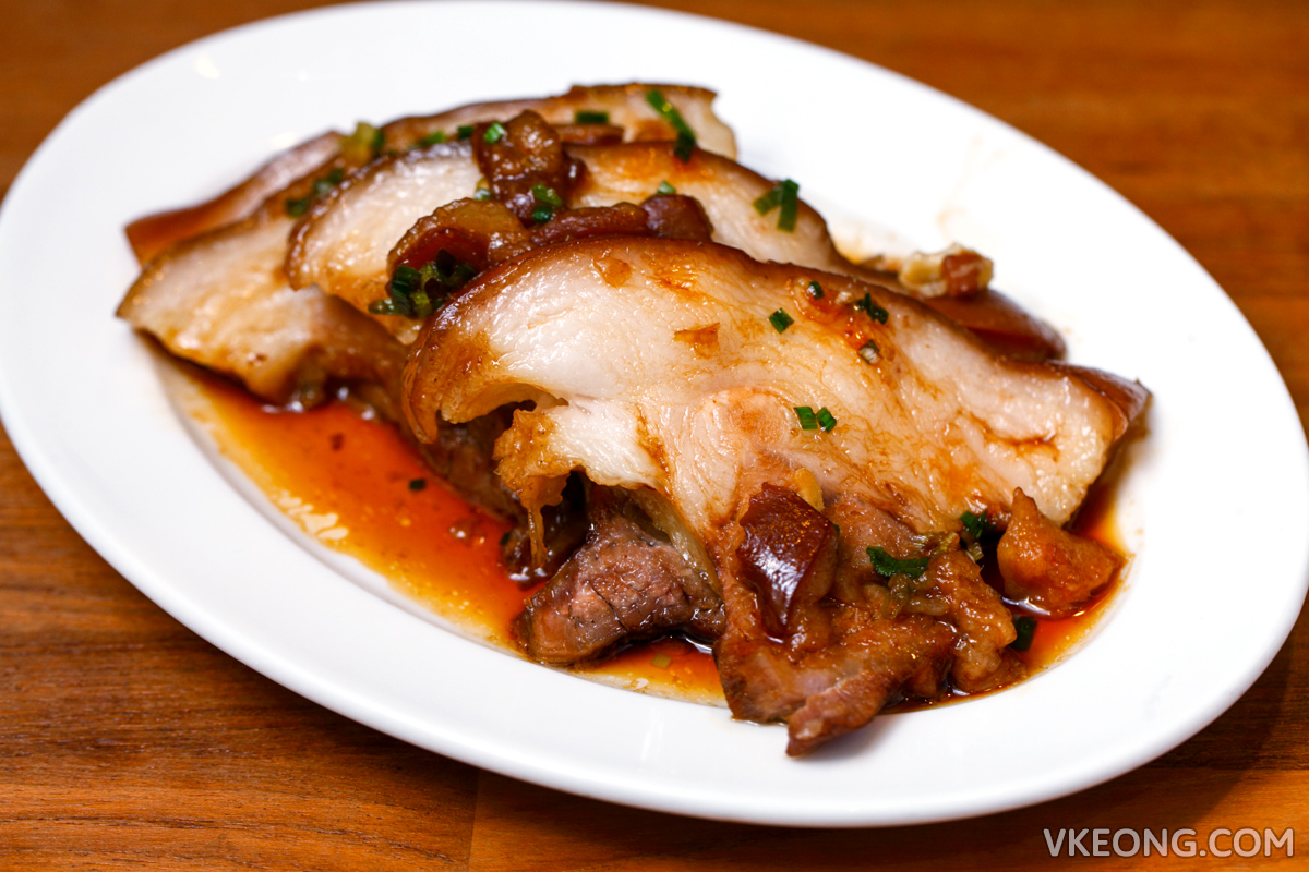 Fu Ding Wang Upper Pork Knuckle