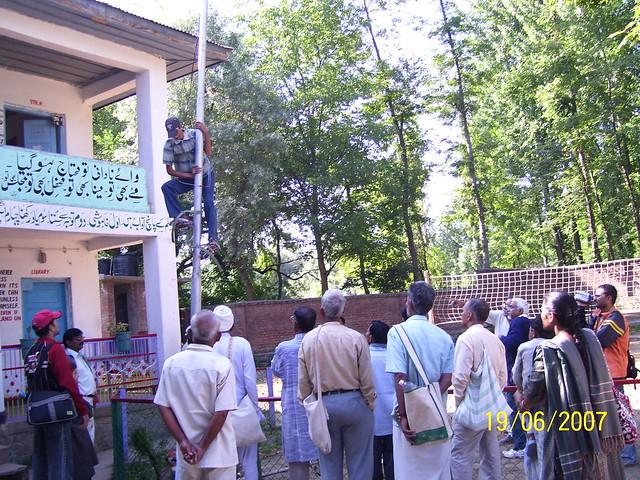 19th Kanjigud to Anantnag (Jammu & Kashmir) June,2007