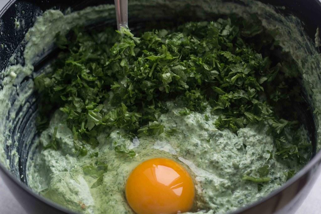 Aubergineruller med spinat og ricotta (7)