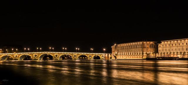pont neuf - Toulouse, Fujifilm X-T2, XF18-135mmF3.5-5.6R LM OIS WR