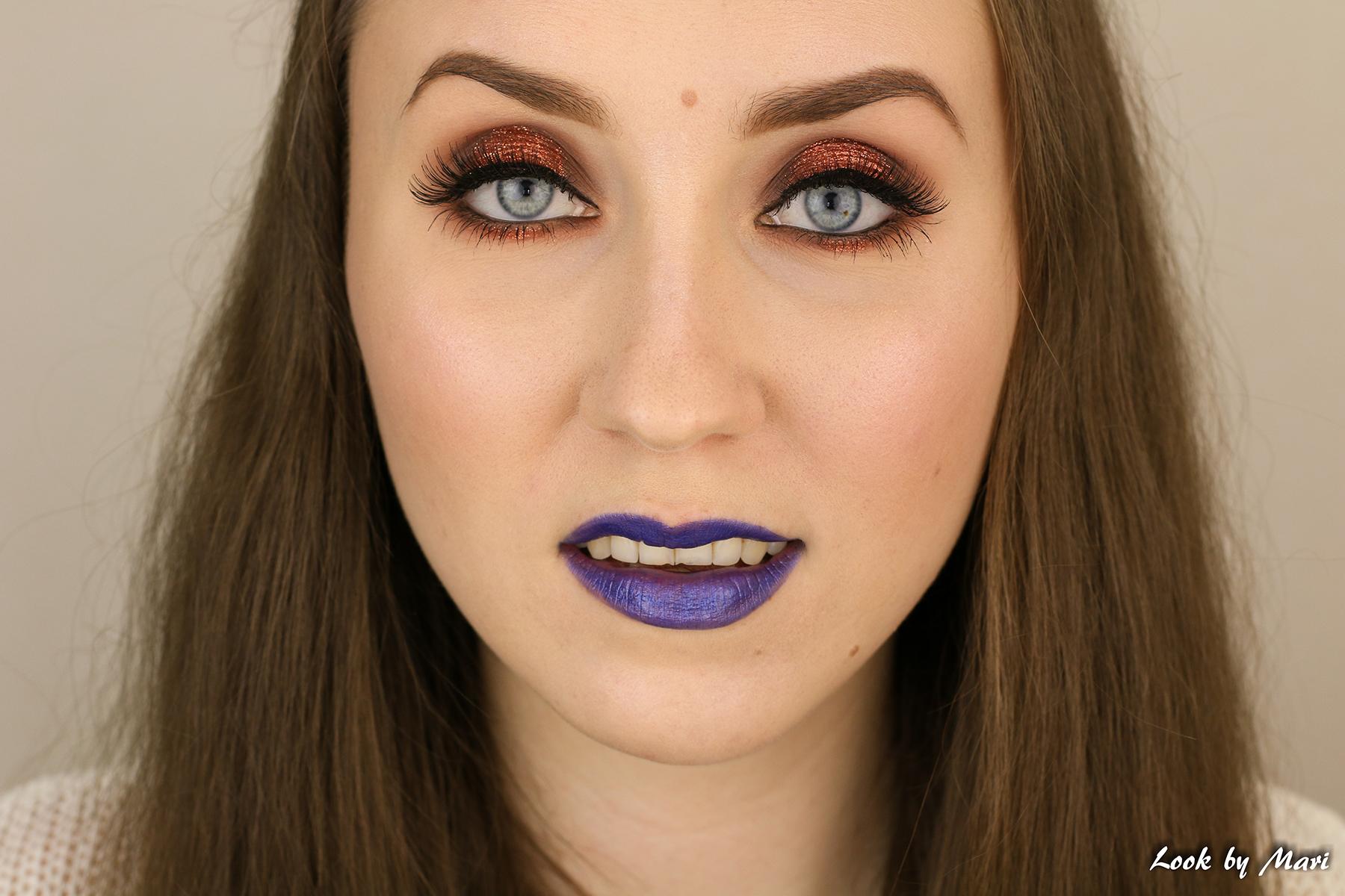 19  blue lips inspo ideas makeup inspiration blog tutorial